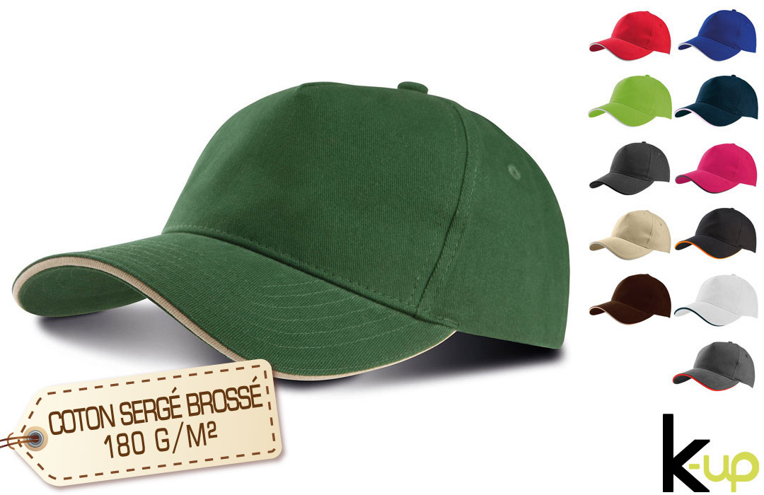 casquette publicitaire PubAvenue