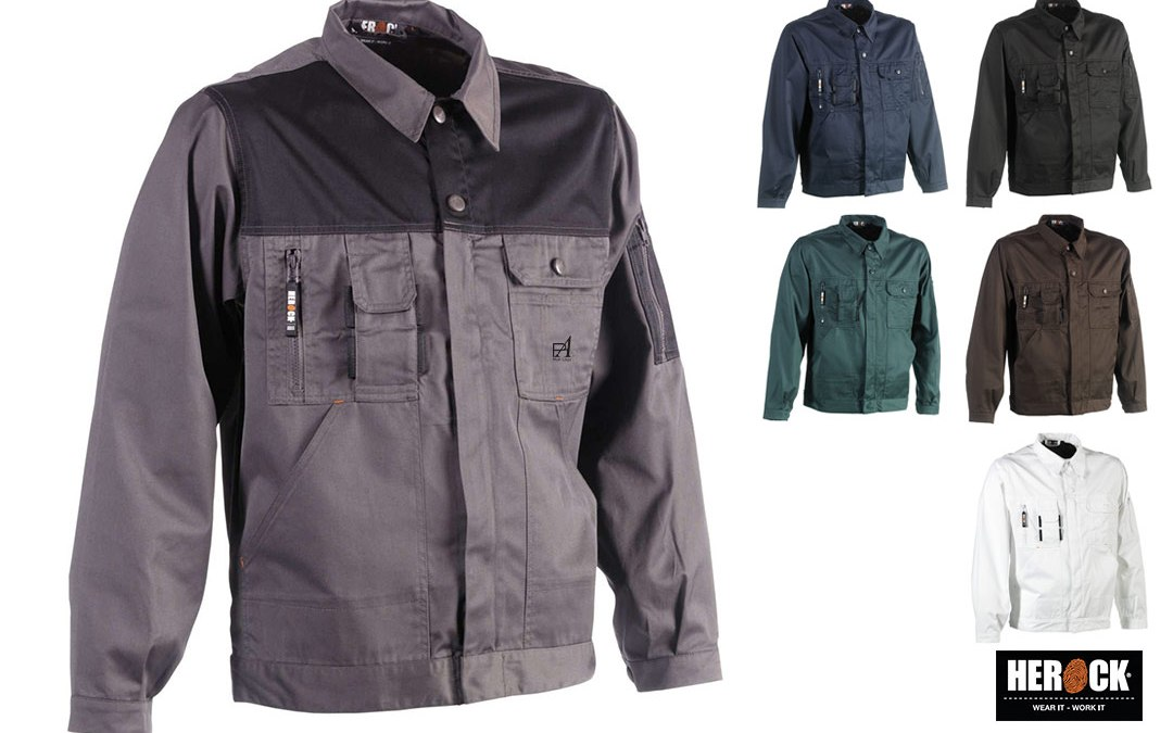 Les vêtements de travail personnalisés pour les professionnels