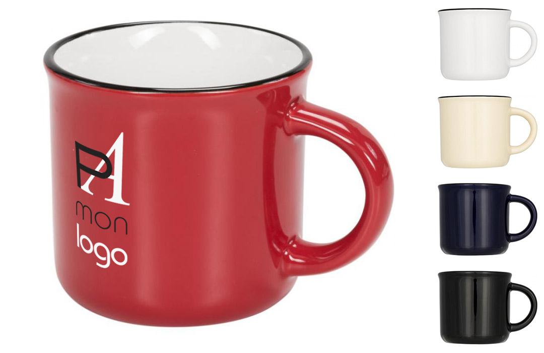 mug personnalisé avec texte