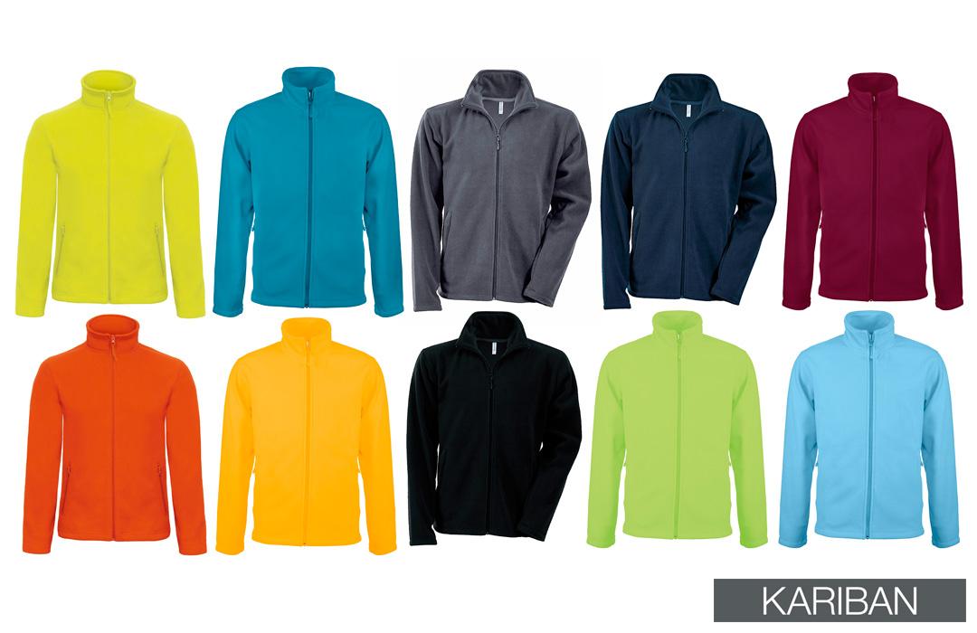 veste polaire design et tendance
