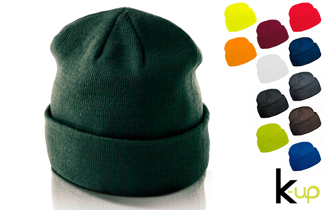 bonnet personnalisé avec logo