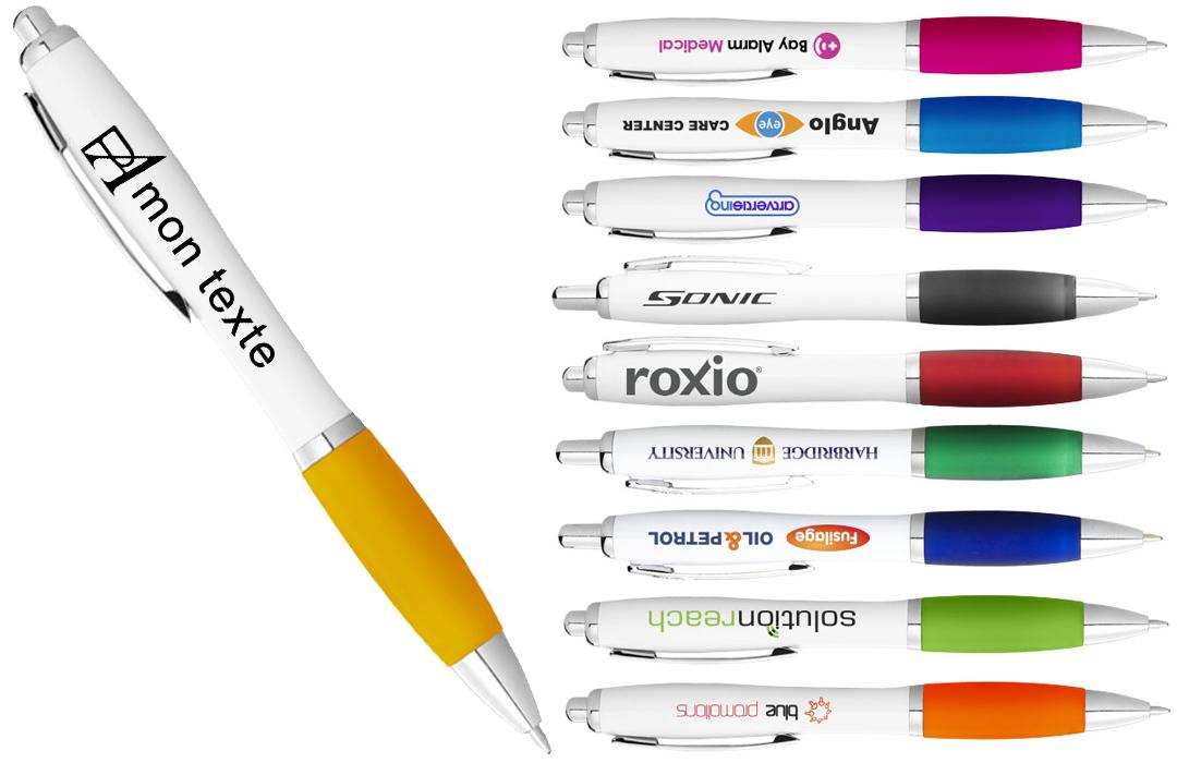 stylo en plastique