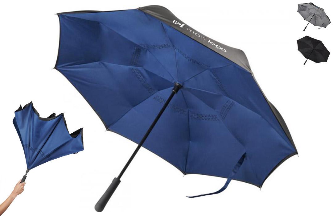 Parapluie anti vent