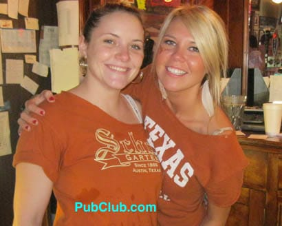 Texas football hotties