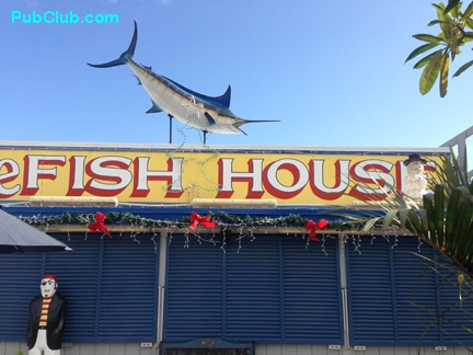 Florida keys drive top 5 overseas highway destinations for Fish house key largo