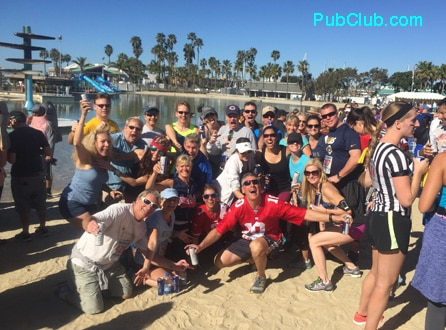 Super Bowl Sunday 2016 Redondo 10K Review, Bars & Party
