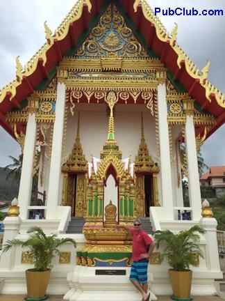 Thailand Temple Karon Beach