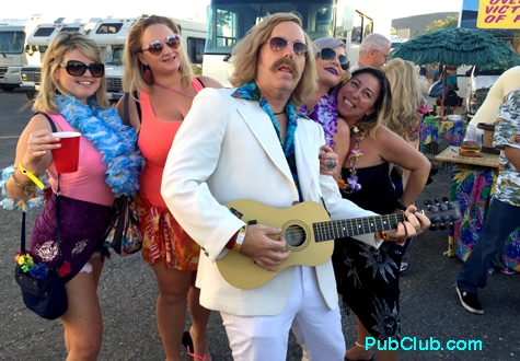 Jimmy Buffett Irvine Meadows 2016 Concert Tailgate Party Review