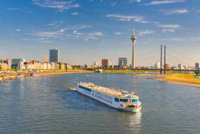 Partyboot Duesseldorf Junggesellenabschied