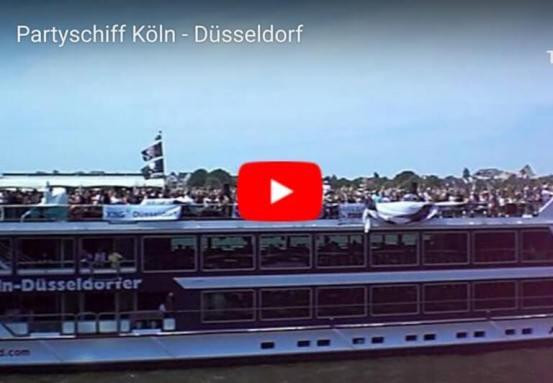Partyboot Düsseldorf