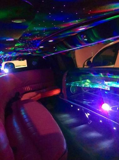 pinke limousine düsseldorf