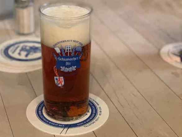 Brauereitour Düsseldorf JGA