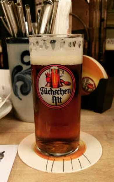 Brauereibesichtigung Düsseldorf