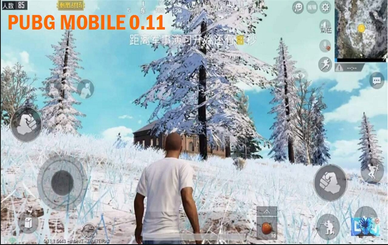 PUBG Mobile 011 Update Beta Snow Map Rain In Miramar Mutant Rifle Release Date More