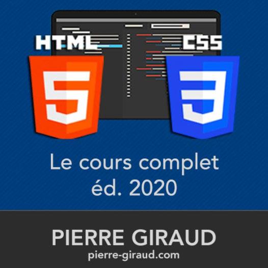 Apprendre les bases du HTML et CSS en vidéos