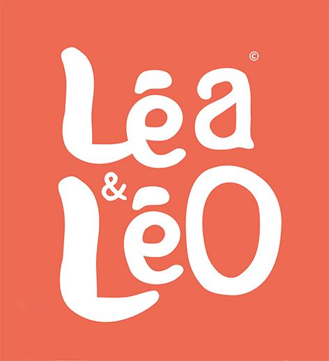 Léa et Léo logo