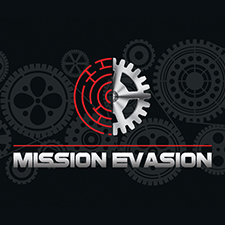 Mission Evasion - Logo Escape game