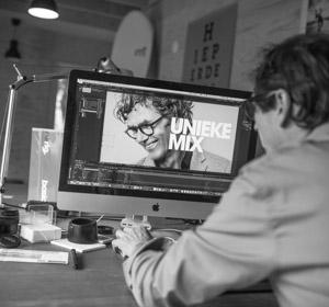 Video-editing, aftereffects en beeldbewerking met Photohop