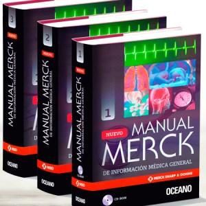 Manual Merck de Medicina Oceano