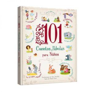 101 Cuentos Y Fábulas Para Niños