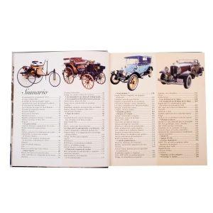 Atlas Ilustrado Coches muy Antiguos