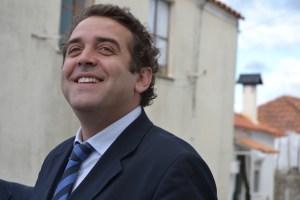 Carlos Carvalho, preside desde novembro de 2013 a Câmara Municipal de Tabuaço