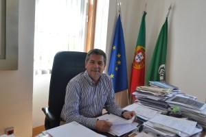 José Marques: Presidente da Câmara Municipal de Sabrosa/ Foto: Ana Portela