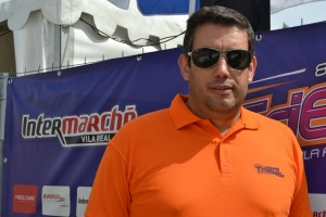 Adriano Tavares, diretor do torneio