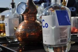 O Cobalto 17 é o primeiro gin totalmente produzido no Douro/ Foto: Direitos Reservados