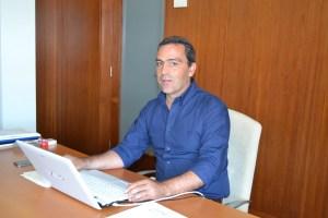 João Paulo Fonseca, presidente da Câmara Municipal de Armamar