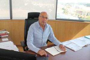Valdemar Pereira, presidente da Câmara Municipal de Tarouca