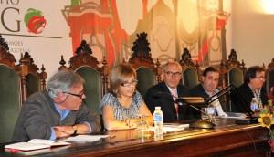 Realizou-se no dia 7 de novembro a apresentação do livro de Graça Teixeira