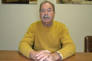 João Silva, presidente da Cooperativa Agrícola do Távora/Foto: Salomé Ferreira