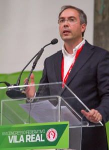 Francisco Rocha, deputado do PS