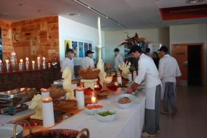 A iniciativa decorreu na Escola de Hotelaria de Lamego | Foto: Direitos Reservados