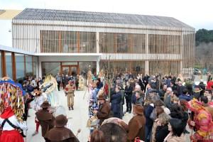 Inauguração do CIMI | Foto: Direitos Reservados