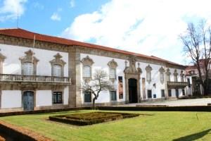 Fachada do Museu de Lamego | Foto: Direitos Reservados
