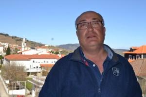 João Pedro Pires, presidente da Adega Cooperativa de Mesão Frio/ Foto: Salomé Ferreira