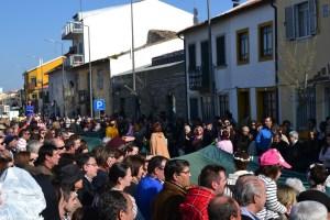 Festividades levaram milhares de turistas à vila/ Foto: Salomé Ferreira