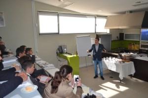 "Workshop pretende ""implementar a cultura do chá"""