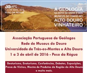 A Geologia na Rota da Vinha e dos Museus do Vinho no Alto Douro Vinhateiro/ Foto: Direitos Reservados