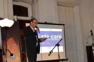 A Utad Solutions Consulting (USC), empresa júnior da Universidade de Trás-os-Montes e Alto Douro (UTAD), realizou a segunda edição do MeetUp Vila Real/ Foto: Salomé Ferreira