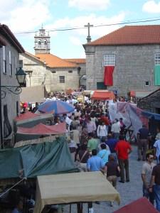 Sernancelhe realiza VIII Feira Aquiliniana de 3 a 5 de junho/ Foto: Direitos Reservados