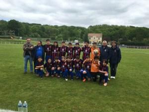 GDP - Grupo Desportivo de São João da Pesqueira Sub 13 participou no Torneio Internacional APCF CUP 2016 em França/ Foto: Direitos Reservados
