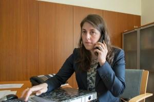 Cláudia Damião, vereadora da Câmara Municipal de Armamar/ Foto: Direitos Reservados
