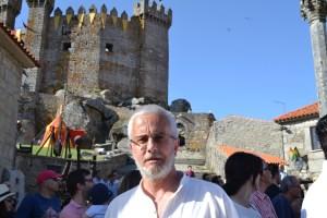 Carlos Esteves de Carvalho, presidente da Câmara Municipal de Penedono/ Foto: Salomé Ferreira