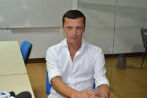 Pedro Couto, orientador de Andreia Matos e investigador na UTAD / Foto: Salomé Ferreira