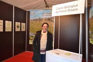 Eugénia Marinho, produtora de Porco Bísaro/ Foto: Salomé Ferreira