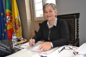 Maria do Céu Quintas, autarca de Freixo de Espada à Cinta, eleita pelo PSD / Foto: Salomé Ferreira