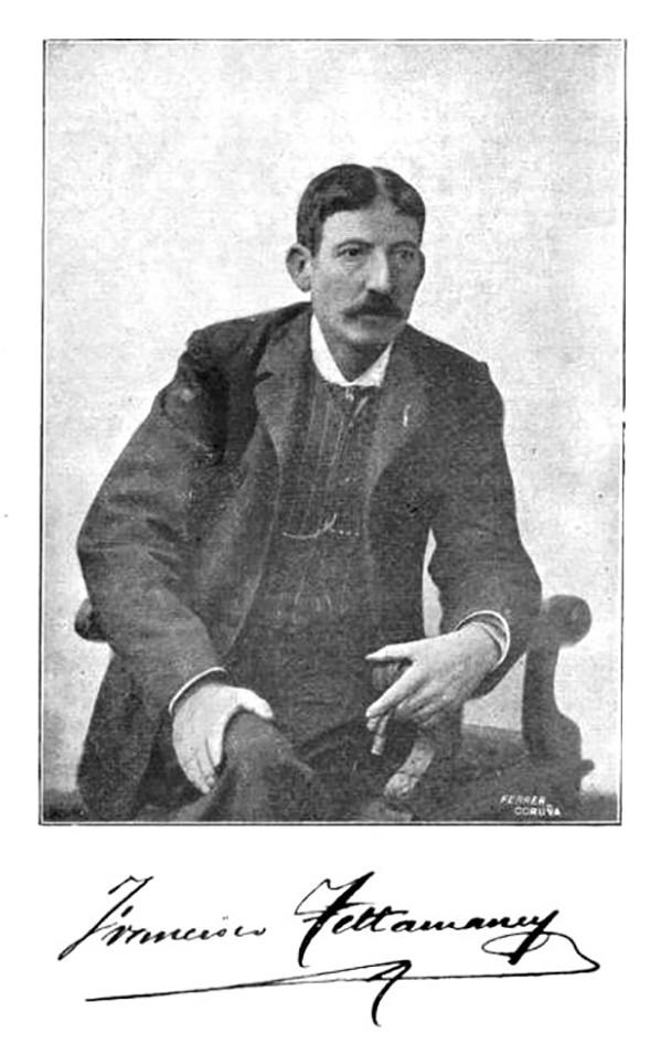 Francisco Tettamancy Gastón